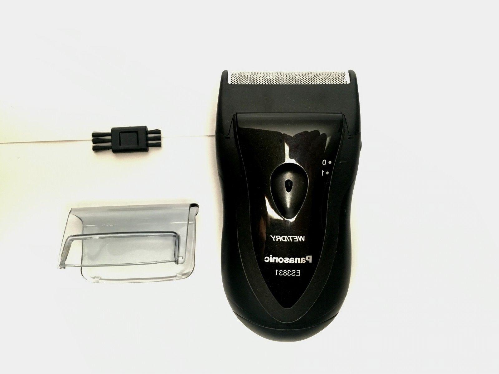 Panasonic Portable Single Blade Shaver. Shaving Machine Washable