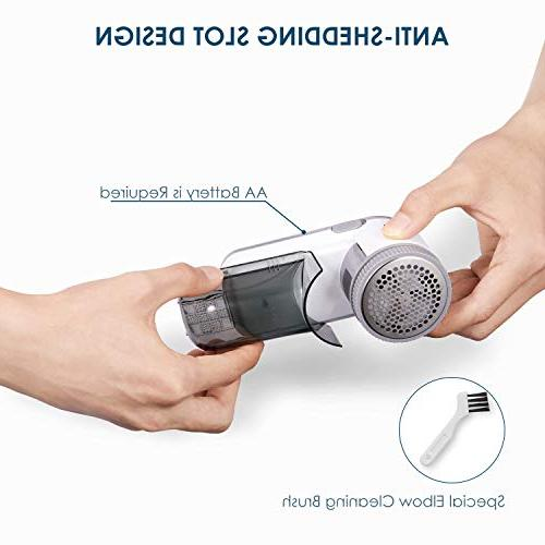 Orfeld Shaver, Remover 3 Replaceable stainless and Blanket, Curtain, Socks, Cashmere