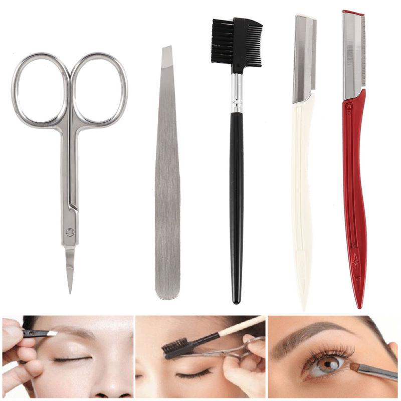 face and eyebrow hair removal razor trimmer