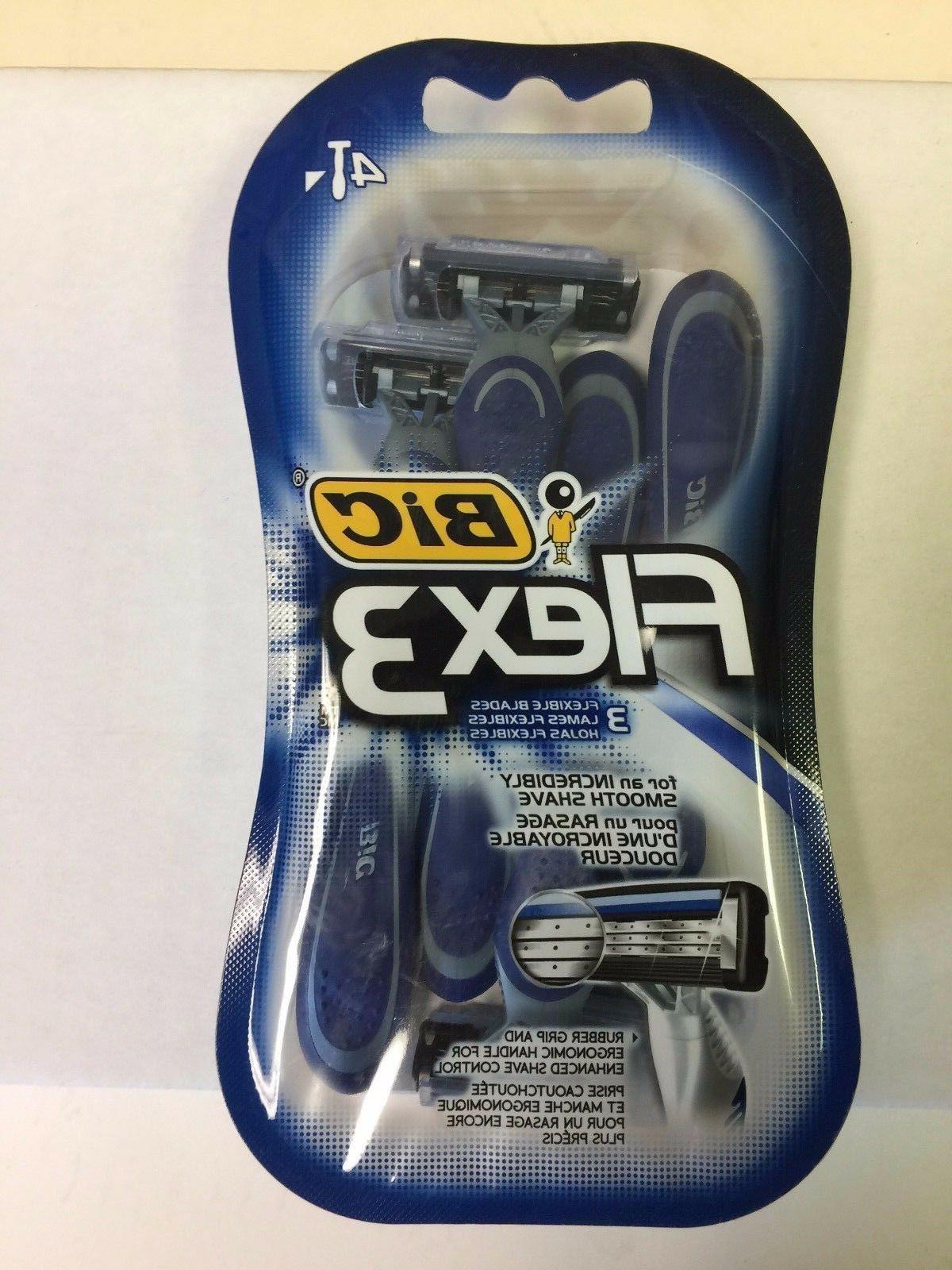 flex 3 for men disposable shaver 4