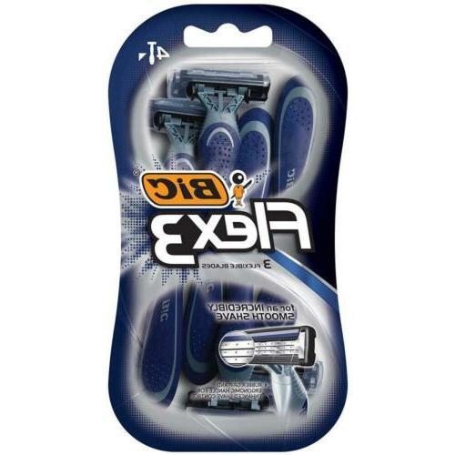 BIC Flex 3 4 ct, Pack 1
