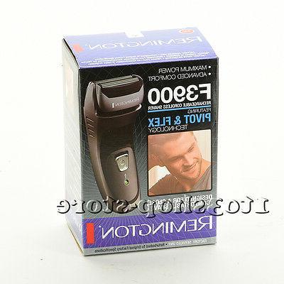 foil shaver f3900 pivot flex mens rechargeable