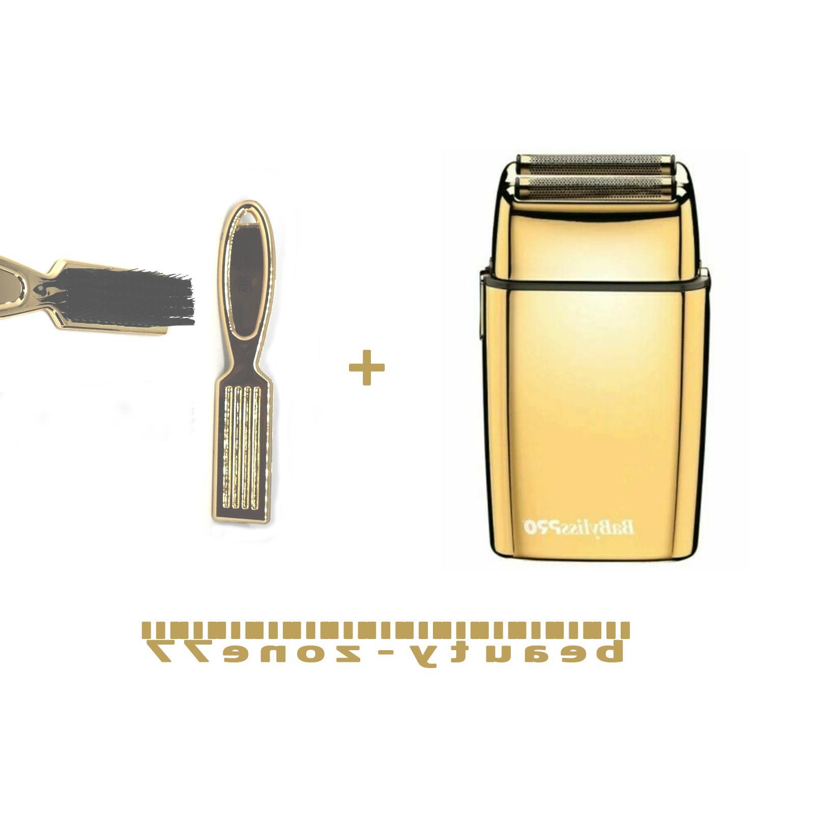 BaByliss PRO® FOILFX02™ Metal Foil Shaver FXFS2G