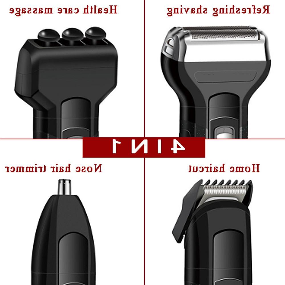 Becornce Beard <font><b>Shaver</b></font> Hair Nose Hair Portable