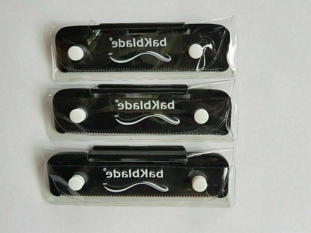 bigmouth razor blade 3 piece set mens