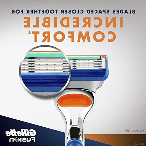 Gillette Manual Razor 4 Count