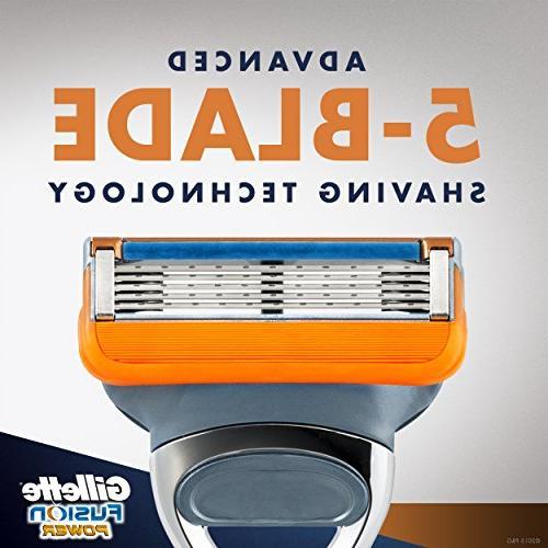 Gillette Blades, 8