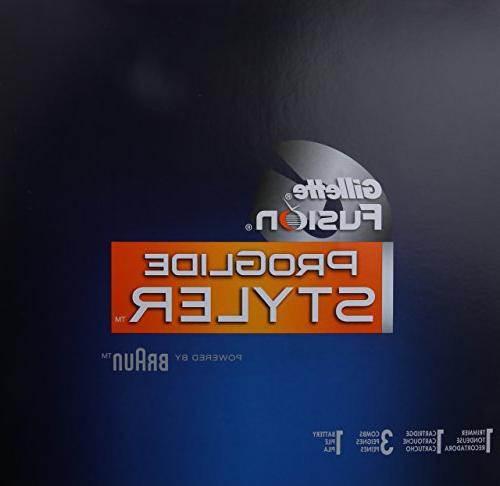 Gillette Razor 3-In-1 Body Groomer and Mens /