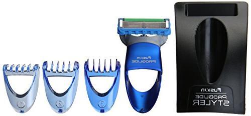 Gillette Fusion Men's Razor 3-In-1 Body Groomer