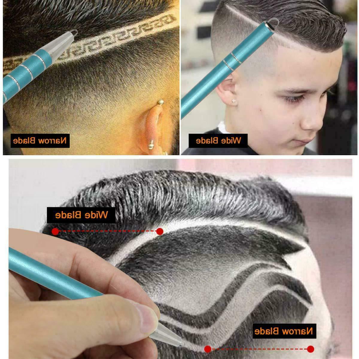 Hair Cutting Tools Engraving Tattoo Pen Razor Trim Styling F