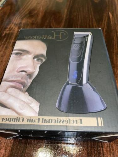 hair trimmer pro clippers beard cordless waterproof
