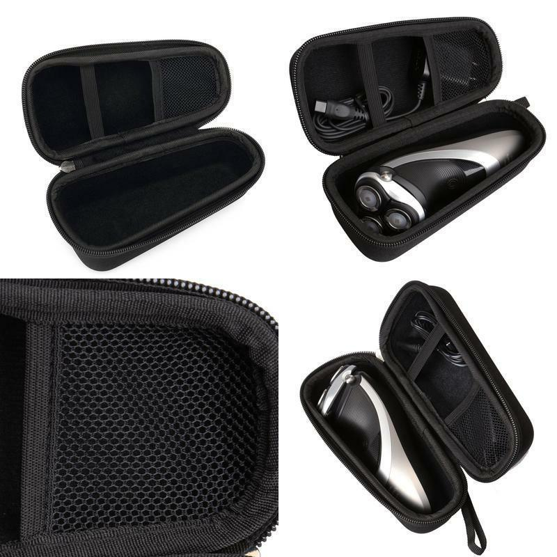 hard travel carrying case for philips norelco
