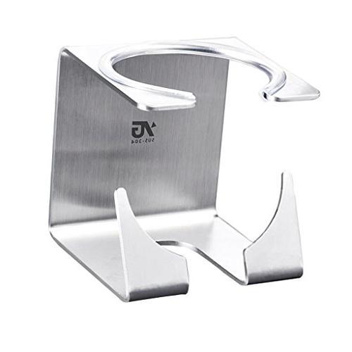 holder shaver storage rack hook