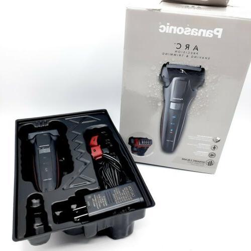 hybrid wet dry shaver trimmer and detailer