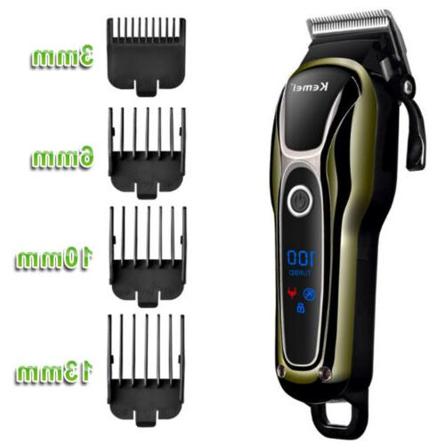 Professional Hair Clipper Cutter Cordless