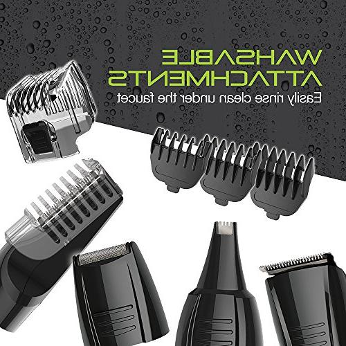 Remington Head To Toe Grooming Kit - For