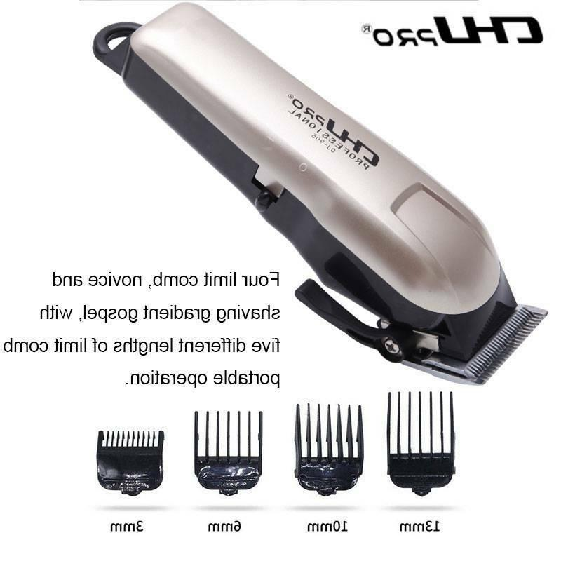 Luxury New Cutting Trimmers Barber Haircut Machine