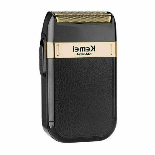 KEMEI Electric Trimmer Portable Razor