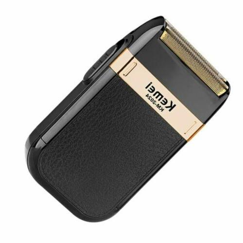 Men USB Electric Rechargeable Shaving