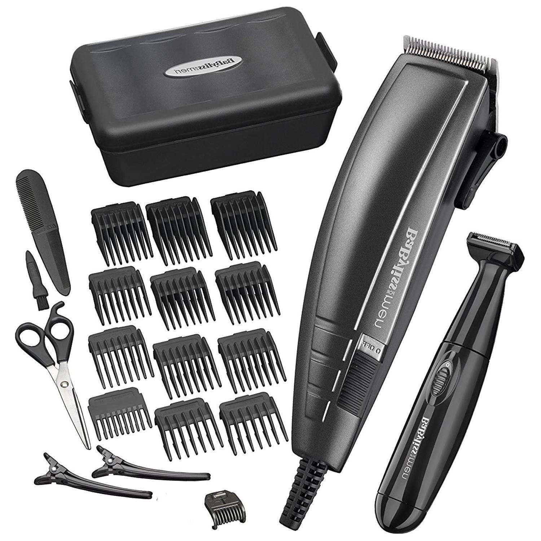 men s pro hair cutting shaver clipper