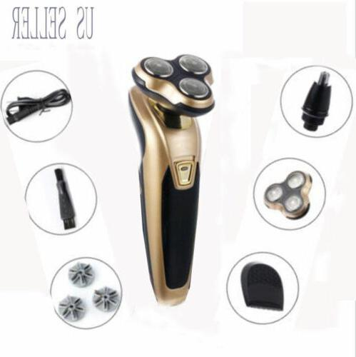 mens 3 in 1 rechargeable shaver 3d