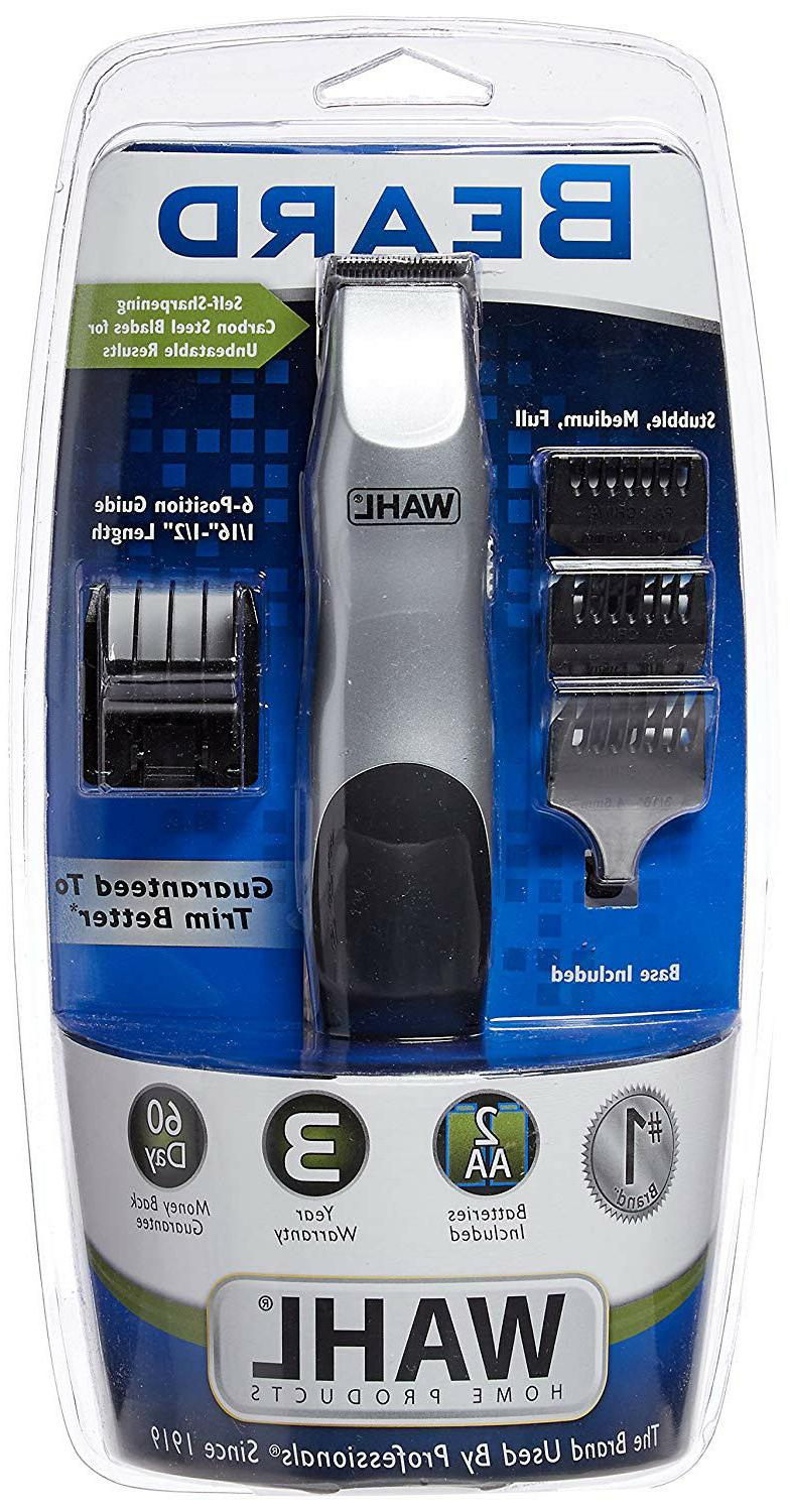 Wahl Mens Trimmer Mustache Cordless Hair