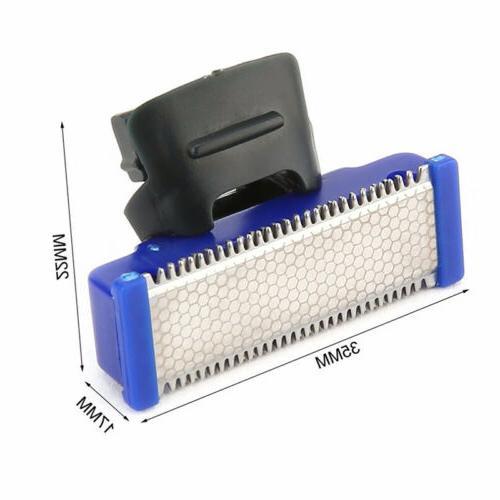 Micro SOLO Automatic Electric Trims Edge Razor