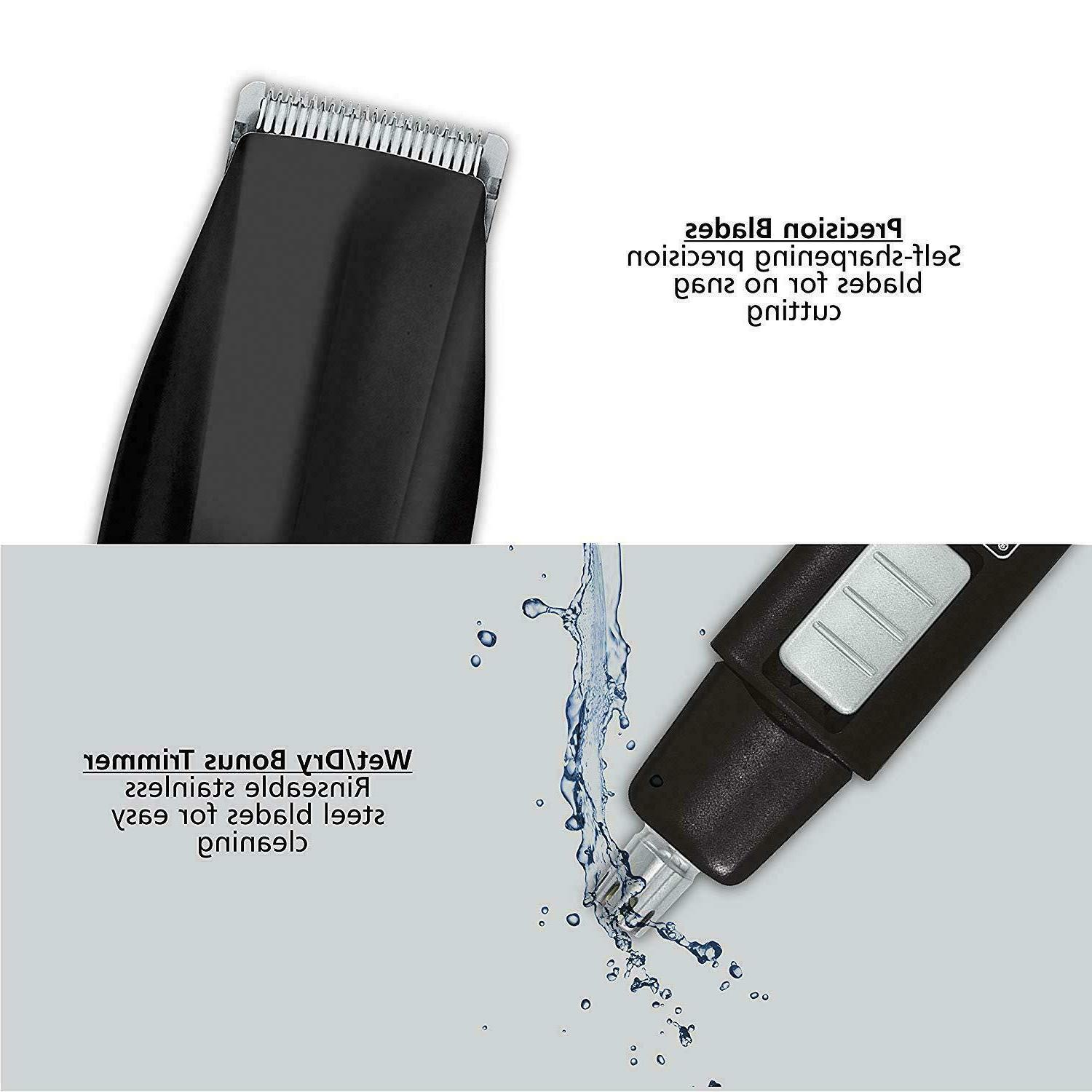 WAHL TRIMMER Mens Ear Brows Set