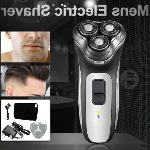 NEW Rotary Electric Razor Pop-up Trimmer Dry