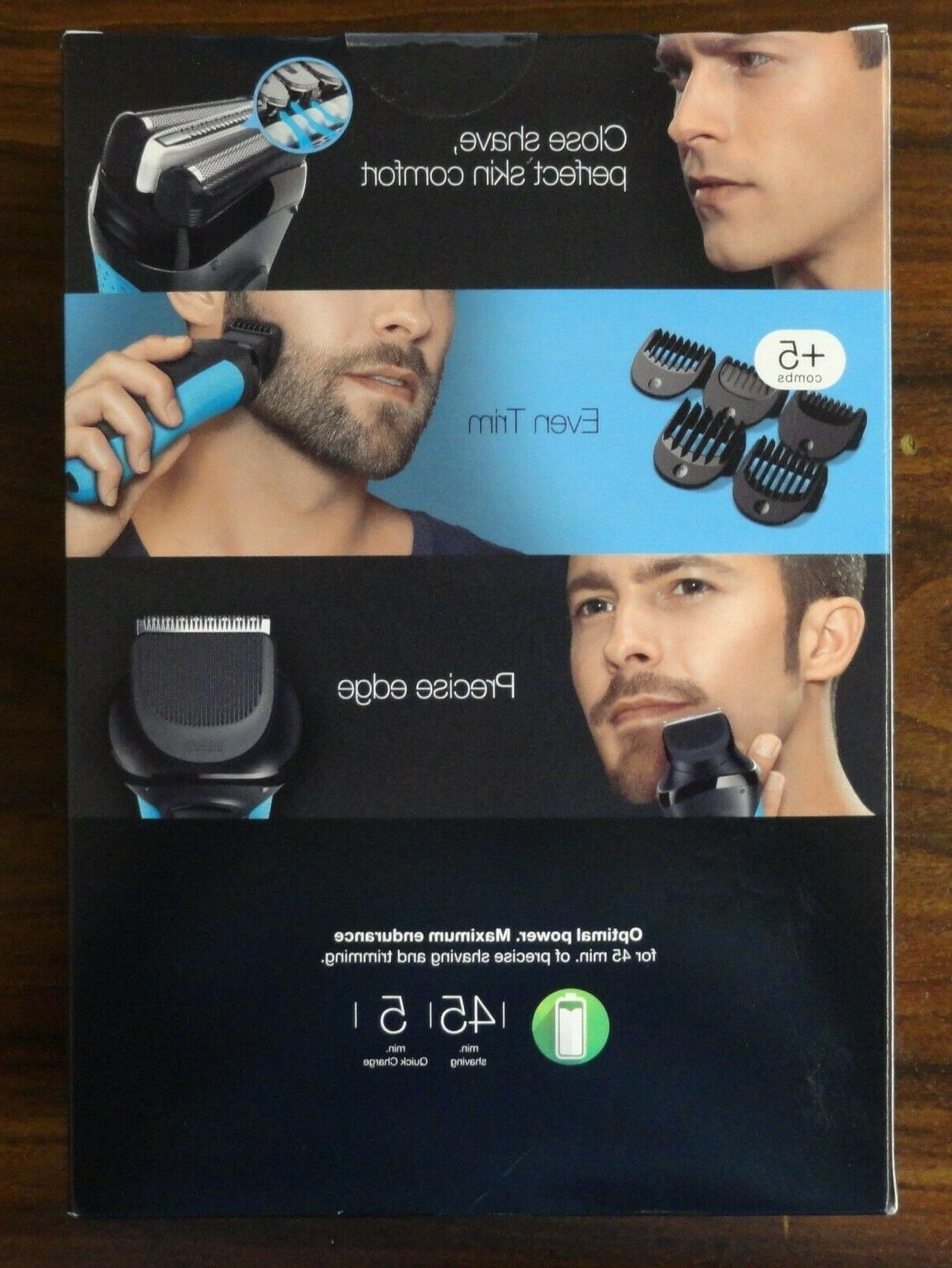 New Shave & 3-in-1 & Shaver