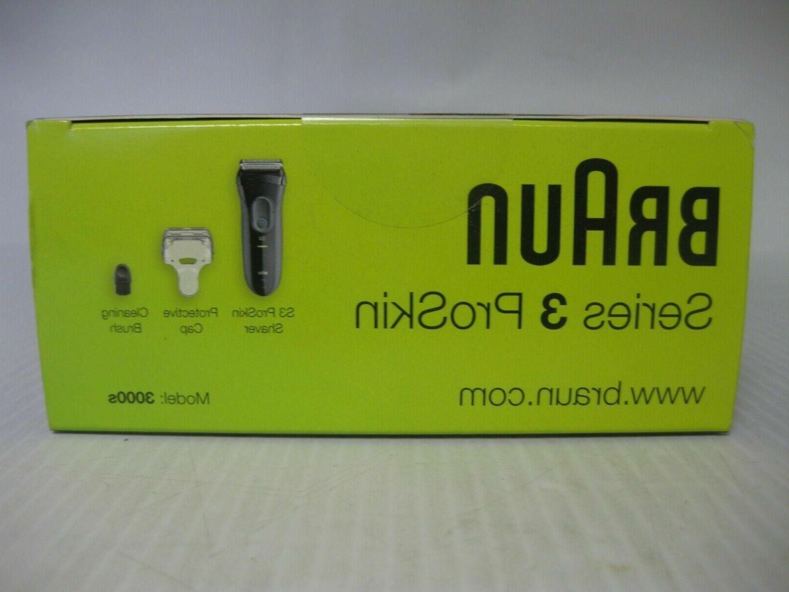 NEW Braun ProSkin Rechargeable Shaver