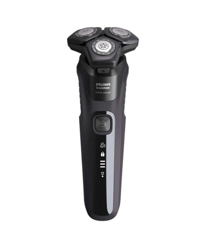 Philips Norelco 5300 Wet/Dry MultiFlex Heads Electric Shaver