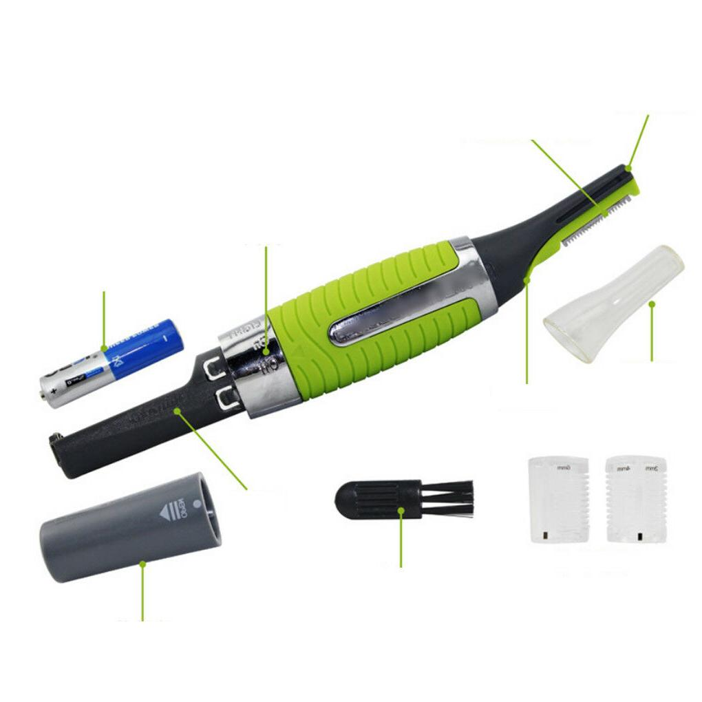 Nose Ear Hair Trimmer Personal Steel
