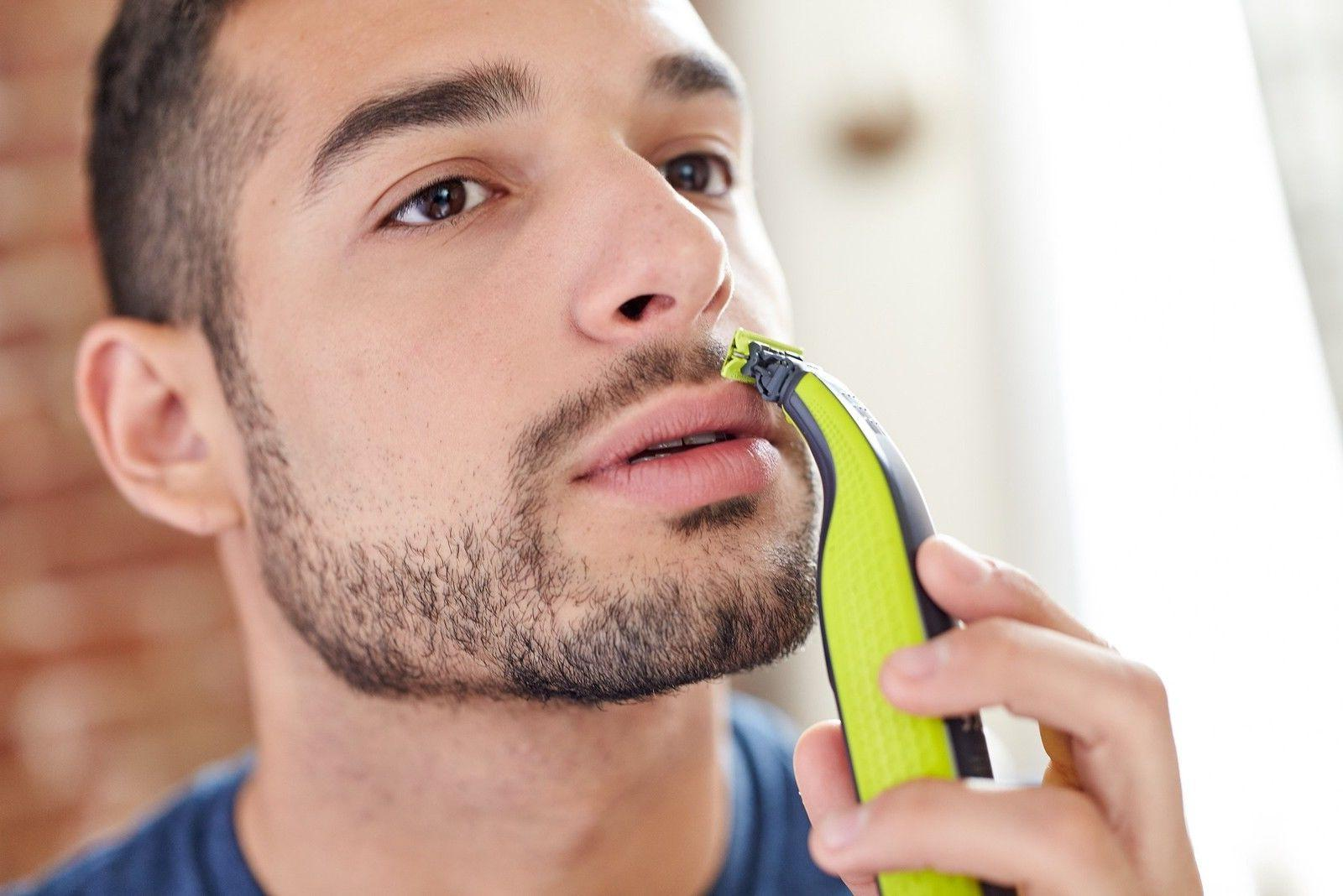 Philips Blade Hybrid Electric Shaver