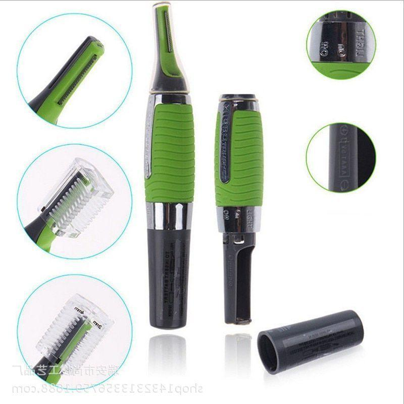 personal electric face care hair trimer ear