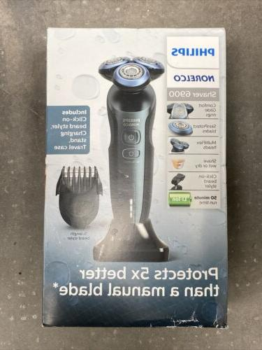 philips s6810 norelco model 6900 shaver new