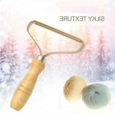 Portable Remover- Fuzz Shaver Shipping Wood