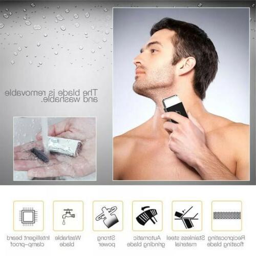 Portable Mini Shaver