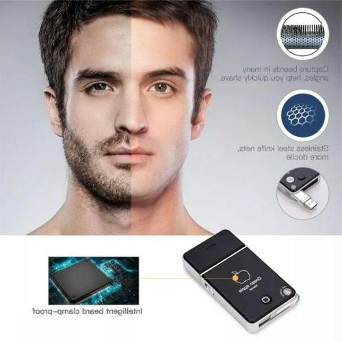 Portable Mini Electronic Shaver