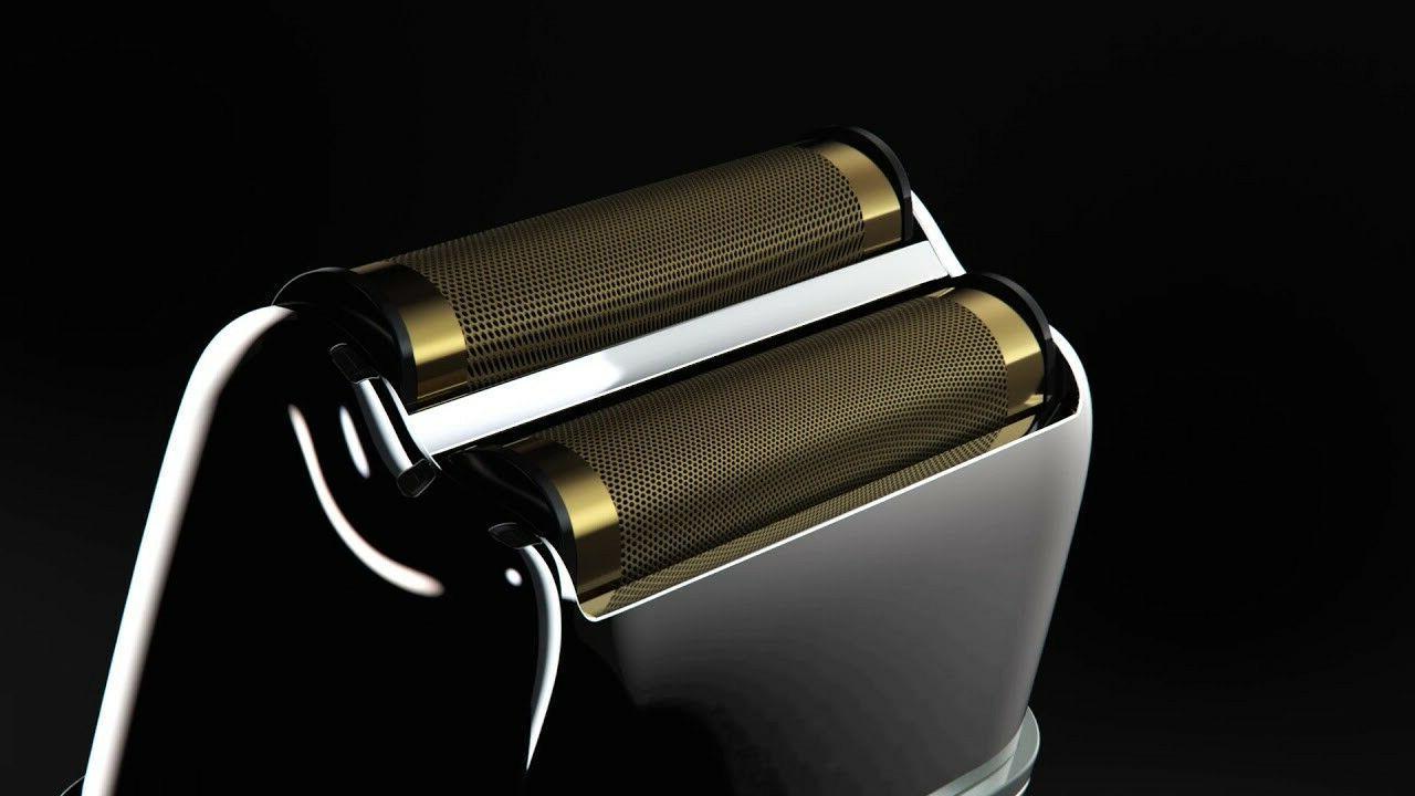 BaByliss PRO® FOILFX02™ Cordless Metal Double FXFS2