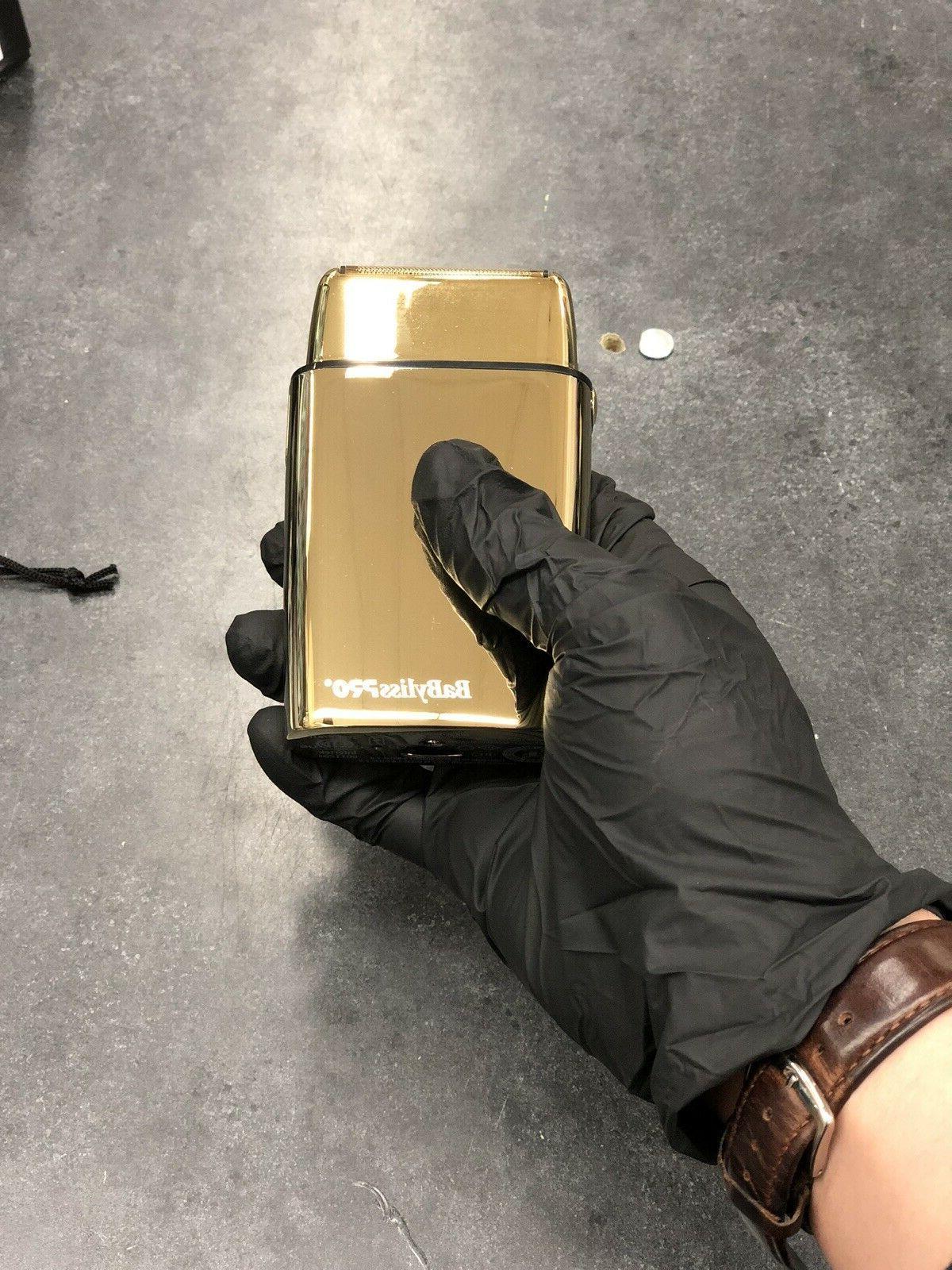 BaByliss FOILFX02™ Cordless Metal GOLD Foil Shaver FXFS2G