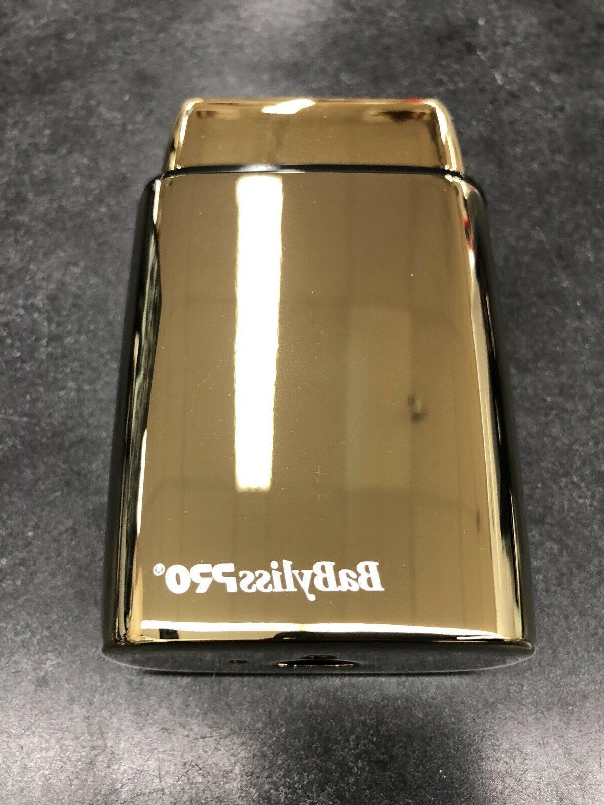 BaByliss FOILFX02™ Metal Double Shaver