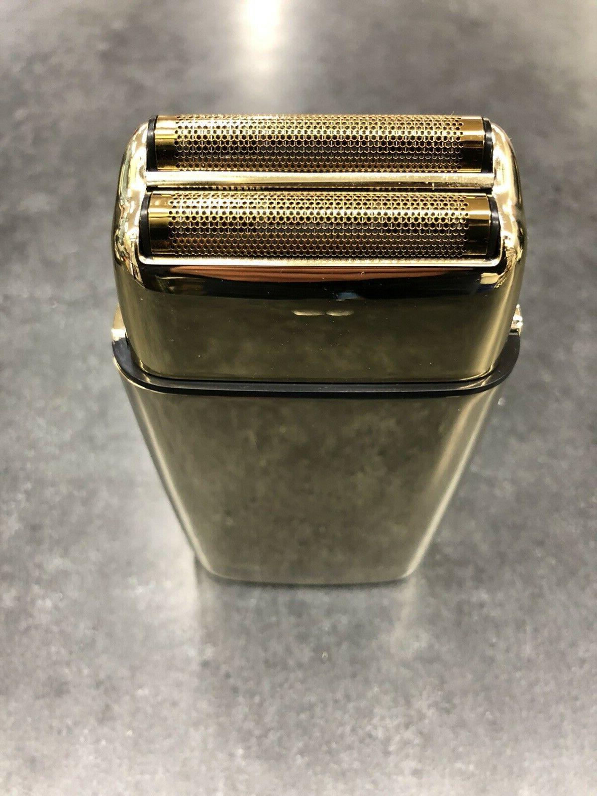 BaByliss FOILFX02™ Metal Shaver
