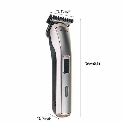 Professional Electric Cordless Clipper Razor