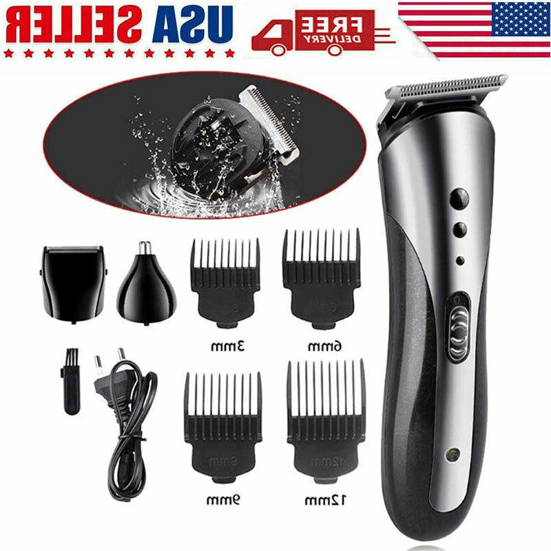 professional electric male men hair clipper shaver