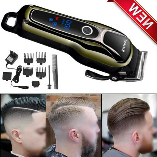 professional electric men male hair clipper shaver