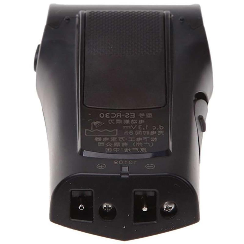 Professional <font><b>Panasonic</b></font> Portable Shaver ES-RC30 Rechargeable Head Dyr&Wet Reciprocating <font><b>Electric</b></font> <font><b>Razor</b></font>