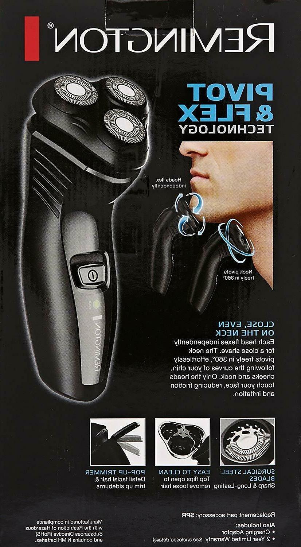 Remington R3-4110A Men's Shaver Razor Rechargeable