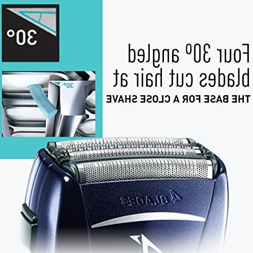 Panasonic Razor, Electric Head