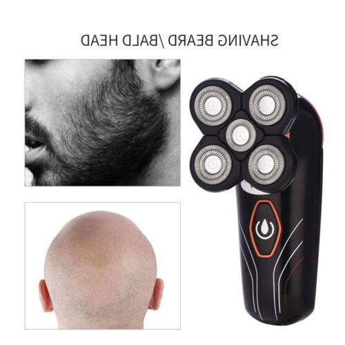 Rechargeable 5 Men Electric Hair Trimmer